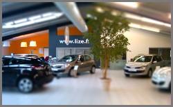 Lize 4 agences for Garage gpl nantes